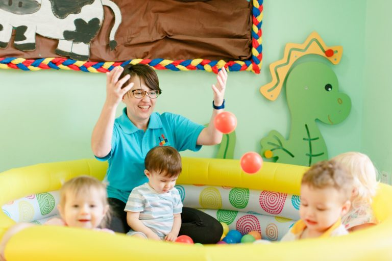 child care careers