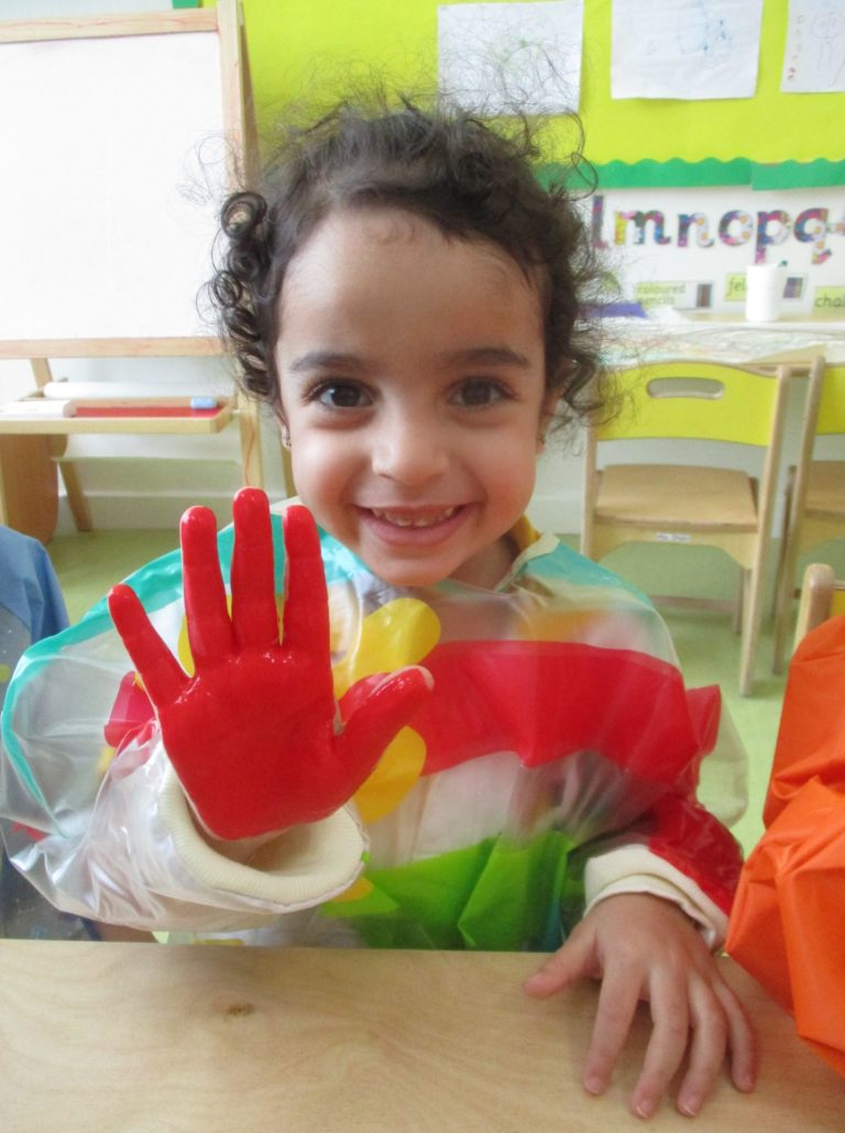 Foundation - Foundation PSED at a Nursery and Preschool in Abu Dhabi and Dubai