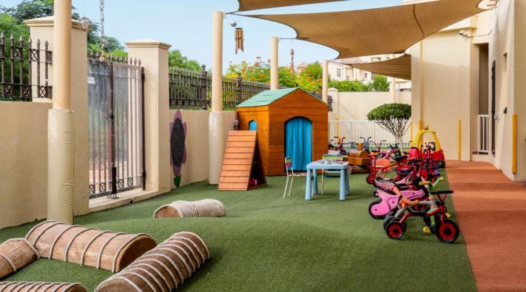Mirdif nursery playground