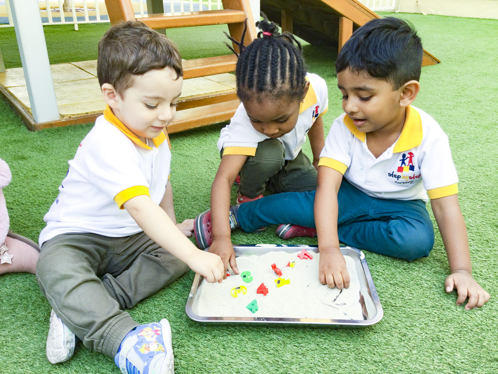Step By Step Nursery Preparing Your Child For Primary School
